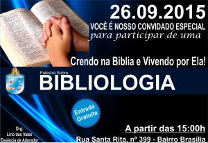 CONVITE B. BRASILIA BIBLIOLOGIA